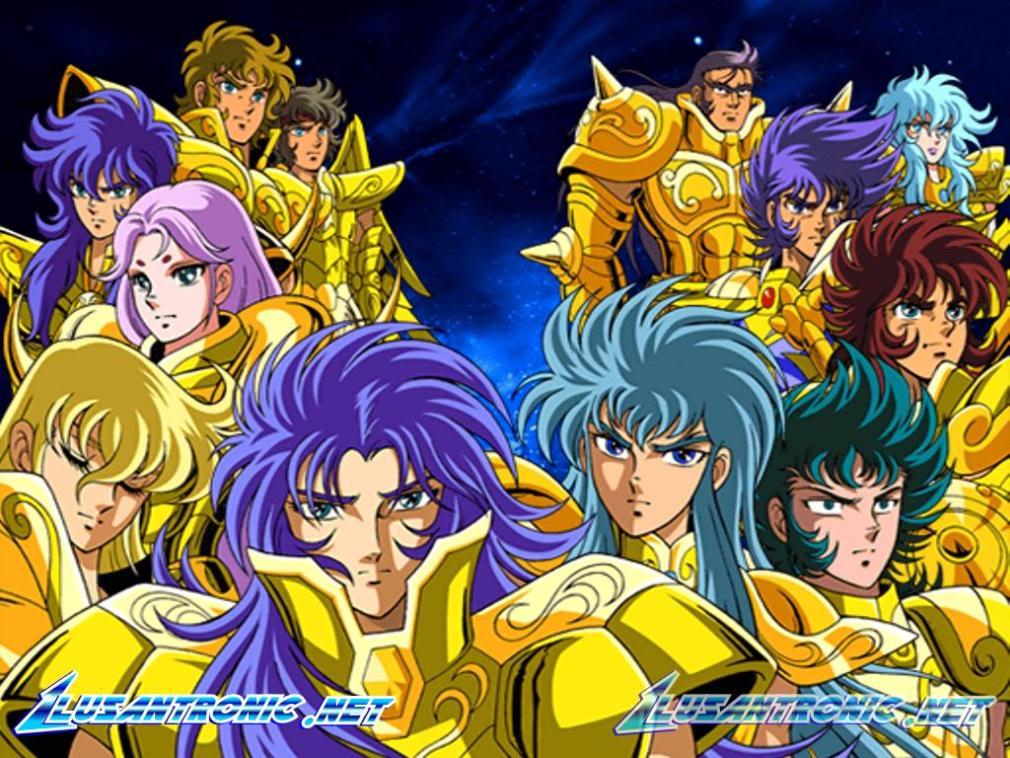 galeria de los caballeros dorados Anime64