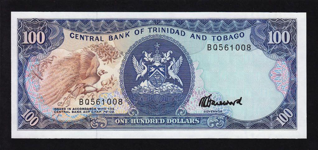 HISTORIA DE UN BILLETE Tobago100B