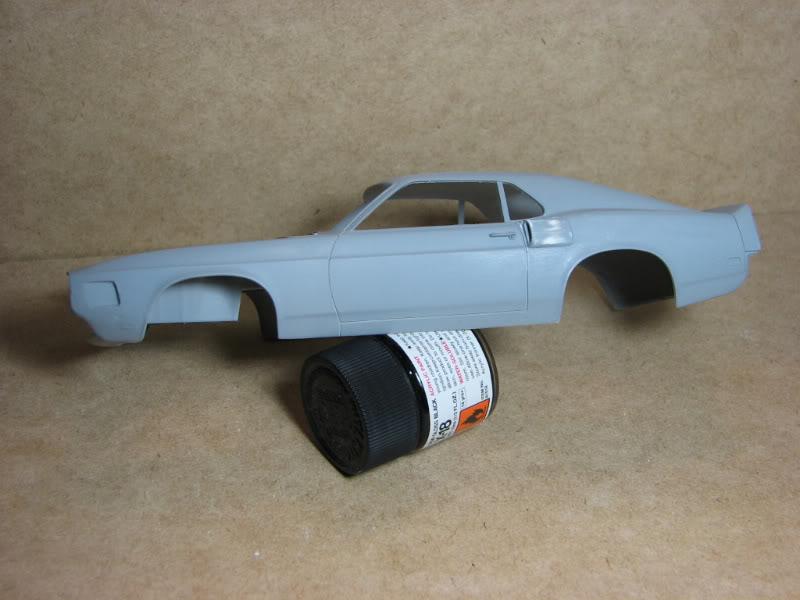 Mustang GT500 1970 **terminer** IMG_3091