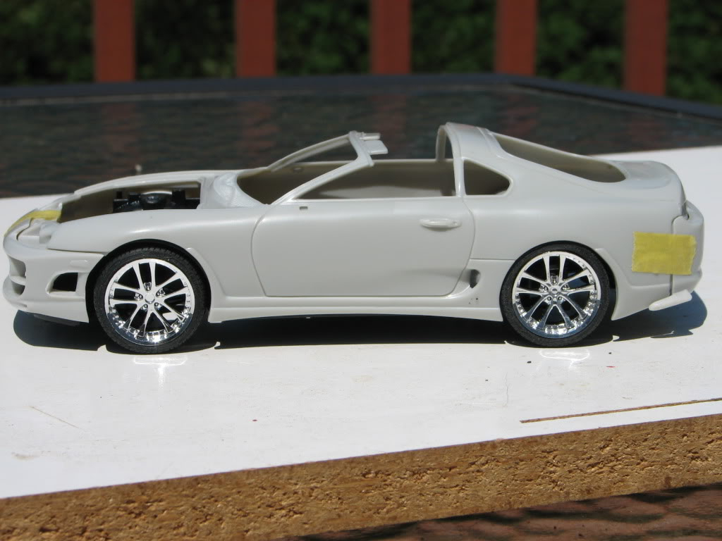 Toyota Supra 95 tuning - Page 2 RoueAlex