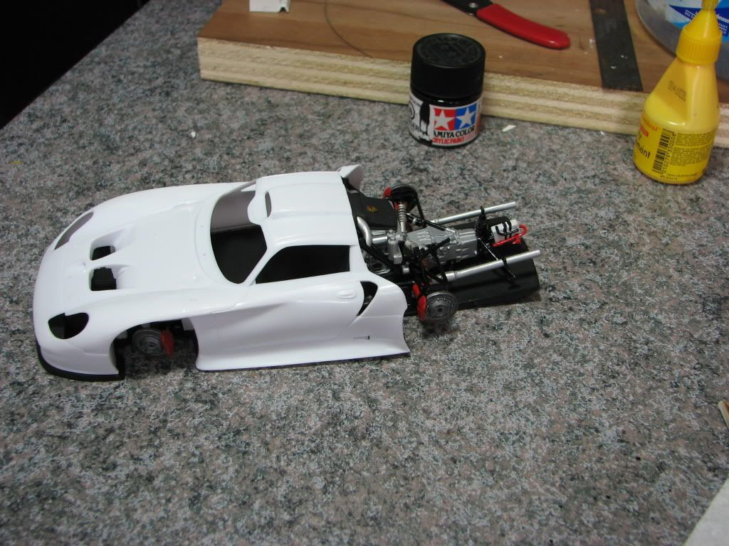 Porsche GT-1 EVO LeMans 1997 IMG_4770