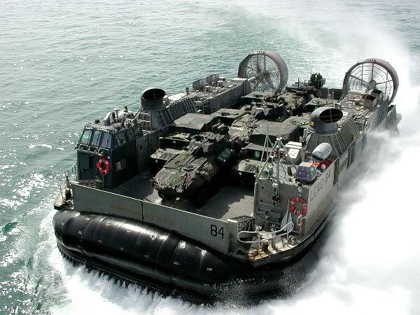 Naval Strike... 3rd DLC LCAC