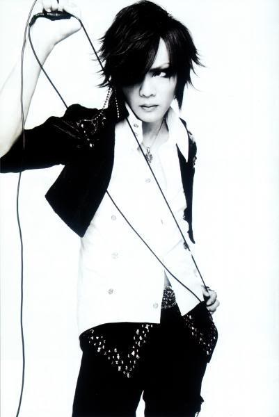 GazettE (Visual kei) - Página 2 KAI
