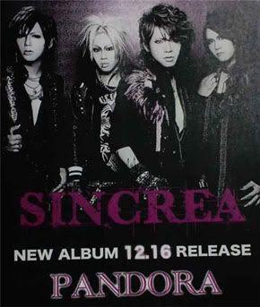 [Album] Pandora - Sincrea Sincrea