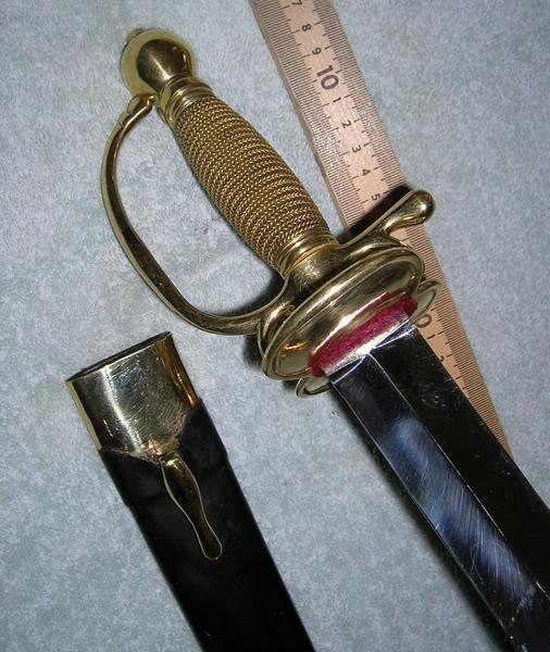 Reconstitution d'un sabre de grenadier 1700/1730 et sabre de grenadier 1730/1750 FSDL02-a