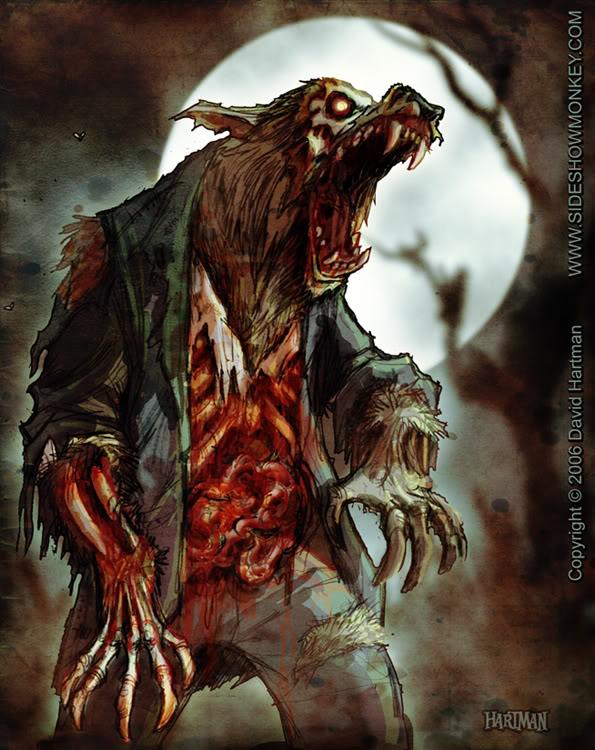 Werewolf Pictures ZombieWEREZOMBIE