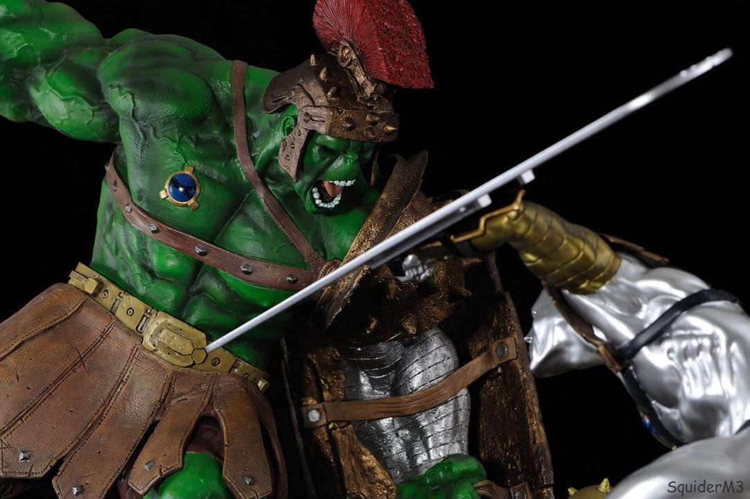 Marvel Planet Hulk Green Scar VS Silver Savage - Página 2 047eb993