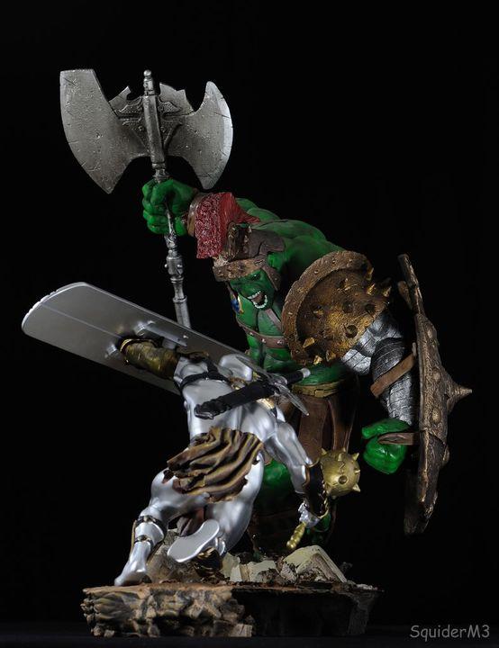 Marvel Planet Hulk Green Scar VS Silver Savage - Página 2 7219f081