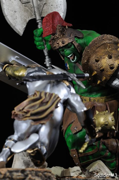 Marvel Planet Hulk Green Scar VS Silver Savage - Página 2 Ced8c20e