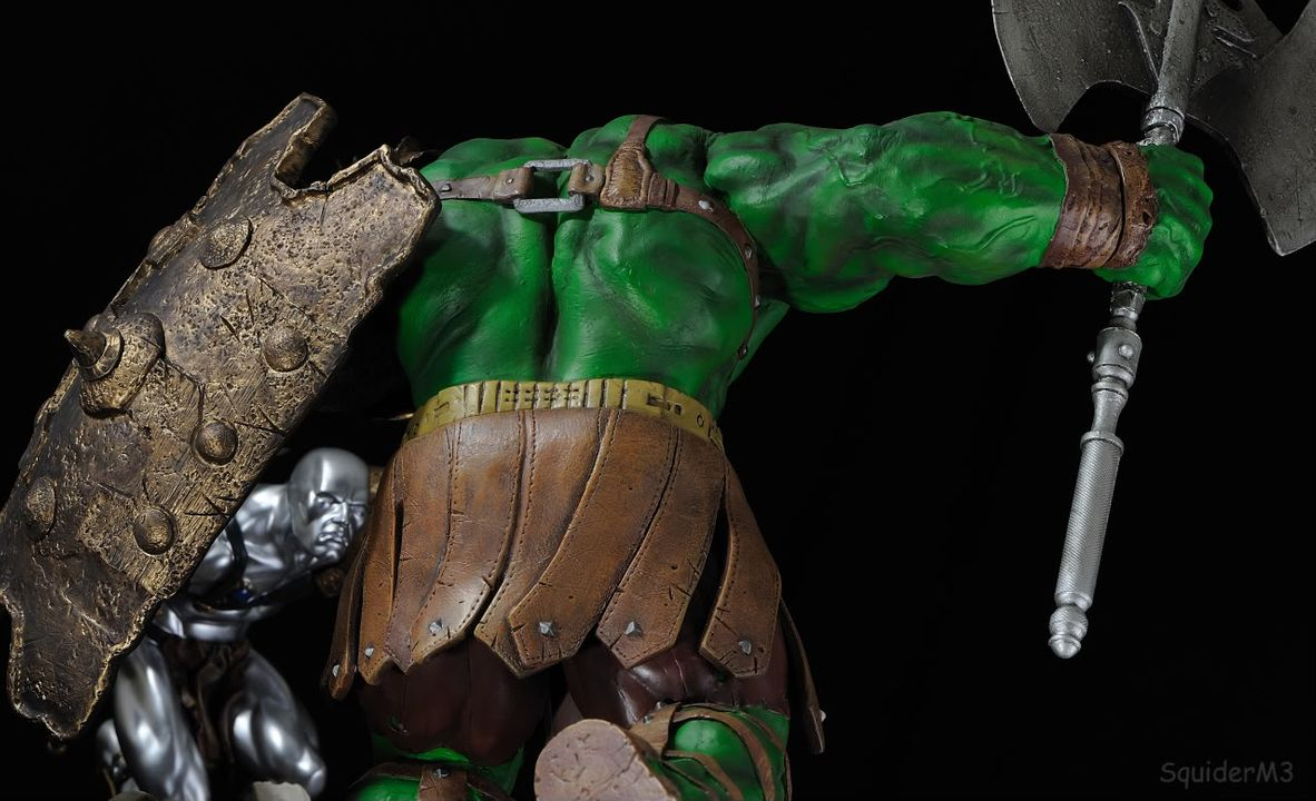 Marvel Planet Hulk Green Scar VS Silver Savage - Página 2 Dbb74c33