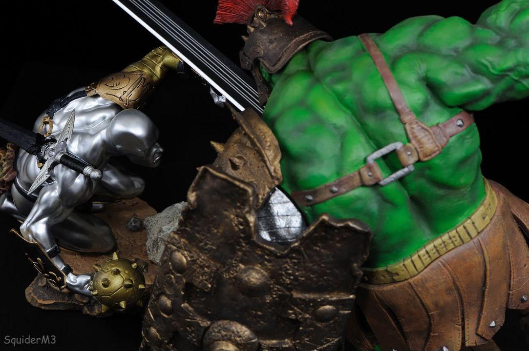 Marvel Planet Hulk Green Scar VS Silver Savage - Página 2 Fcc2f557