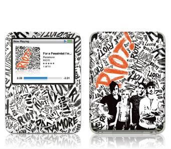 el iPod perfectoo (L) Paramore-N3-1