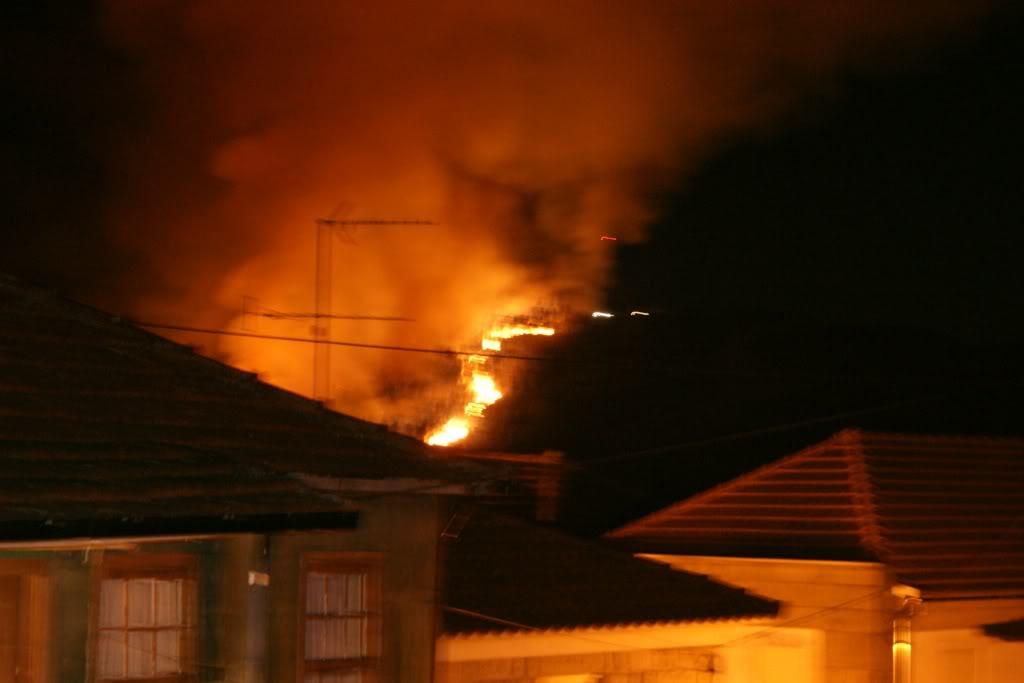 Incendio AROUCA/ALVARENGA - Portugal DSC01720