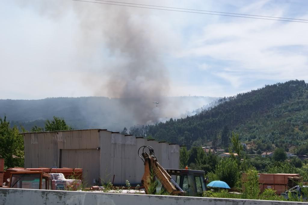 Incendio AROUCA/ALVARENGA - Portugal DSC01729