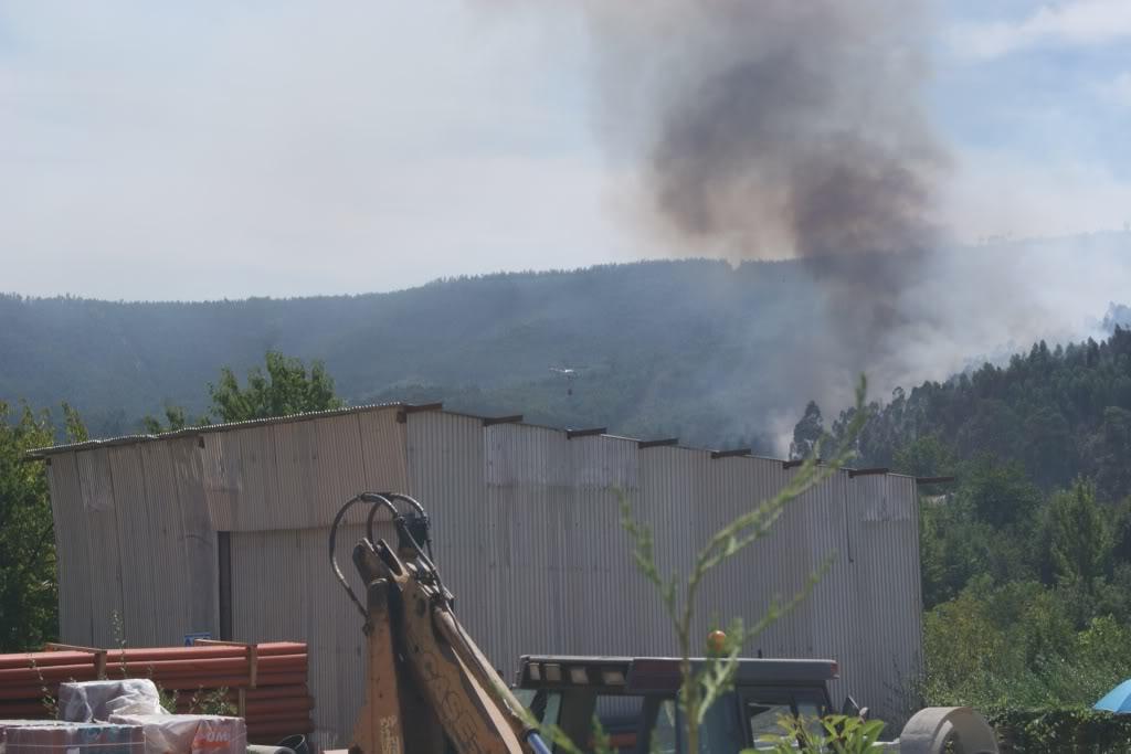 Incendio AROUCA/ALVARENGA - Portugal DSC01733