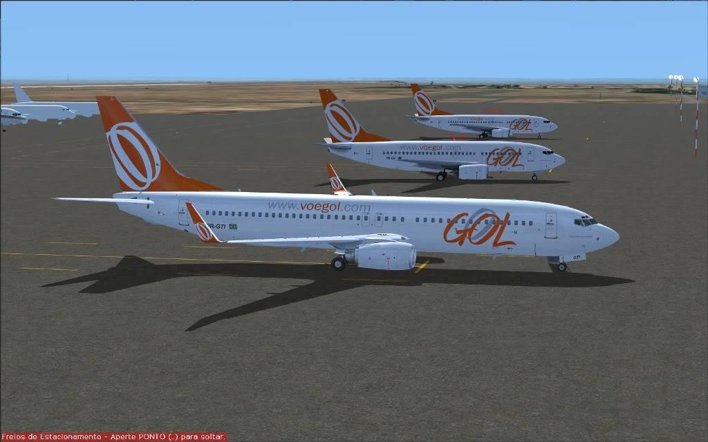 [FS2004] PR-GTI (737-800 GOL) em Continente Africano... A010