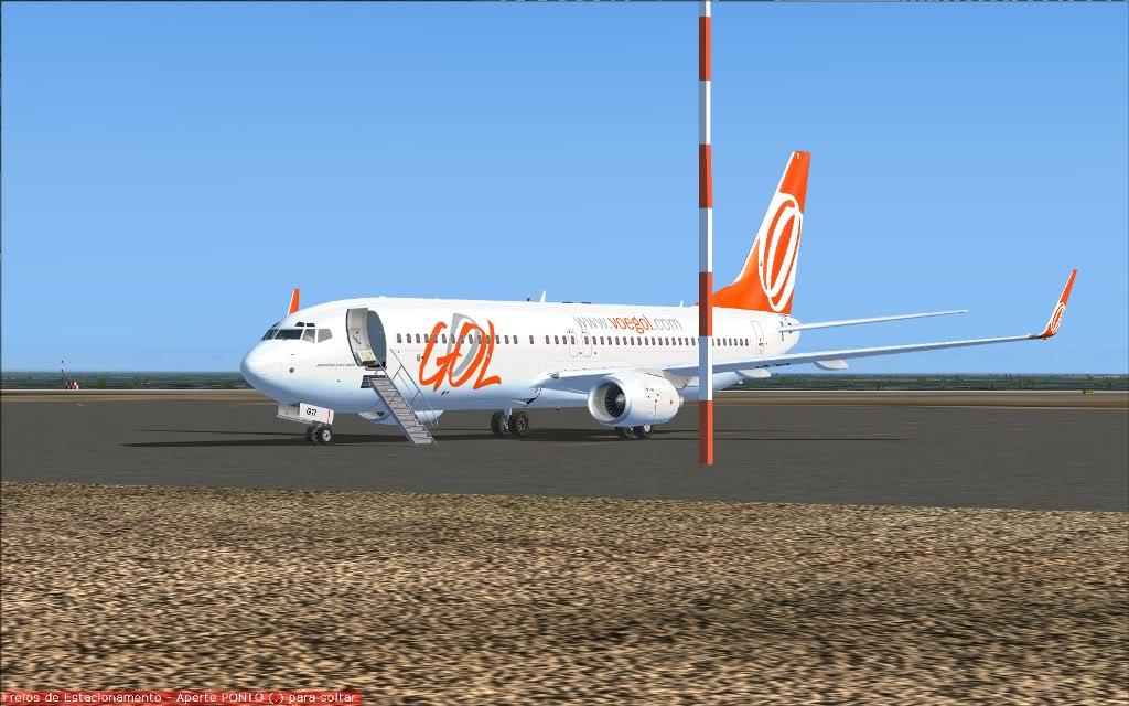 [FS2004] PR-GTI (737-800 GOL) em Continente Africano... A011