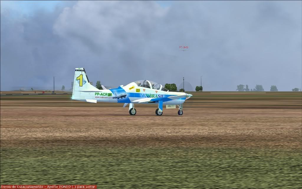 [FS2004] 2ºParte - Voando sem Destino Certo..  F025