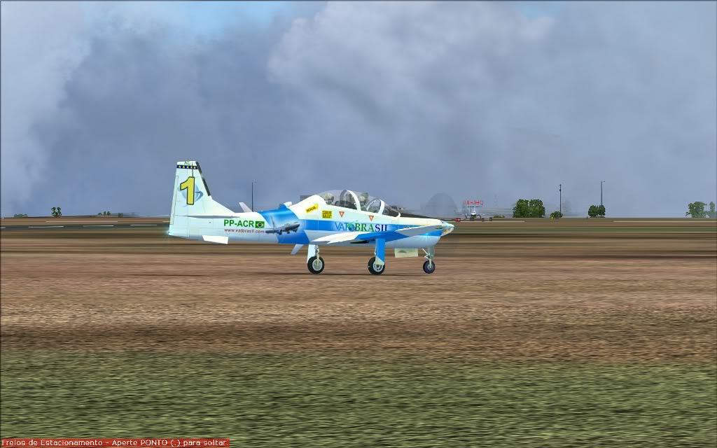 [FS2004] 2ºParte - Voando sem Destino Certo..  F026