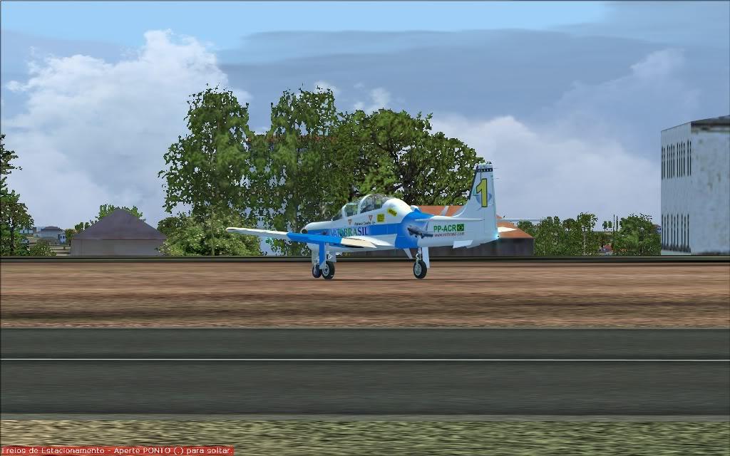 [FS2004] 2ºParte - Voando sem Destino Certo..  F027