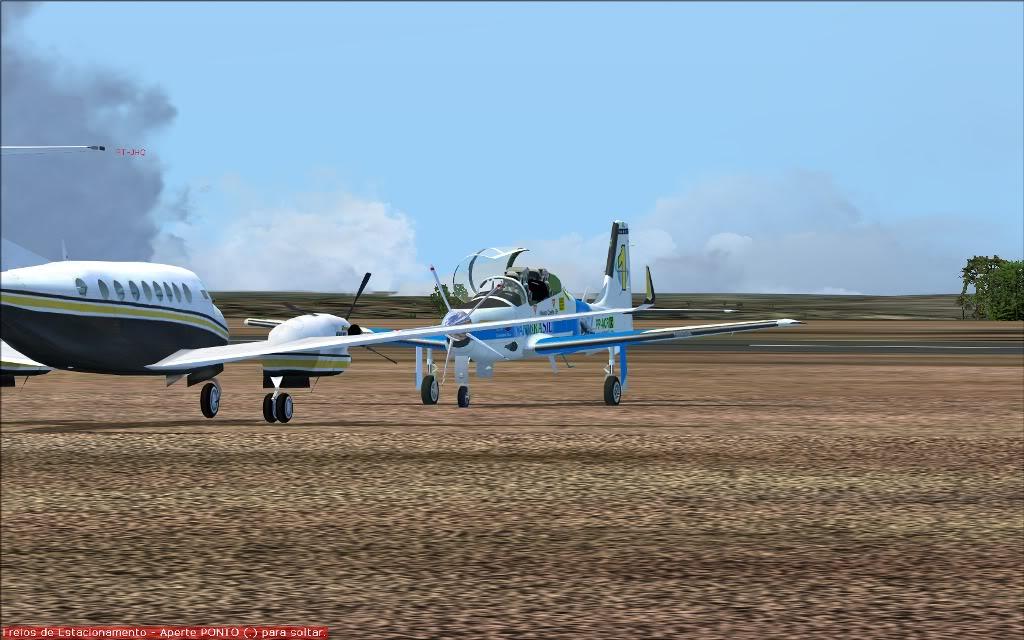 [FS2004] 2ºParte - Voando sem Destino Certo..  F029