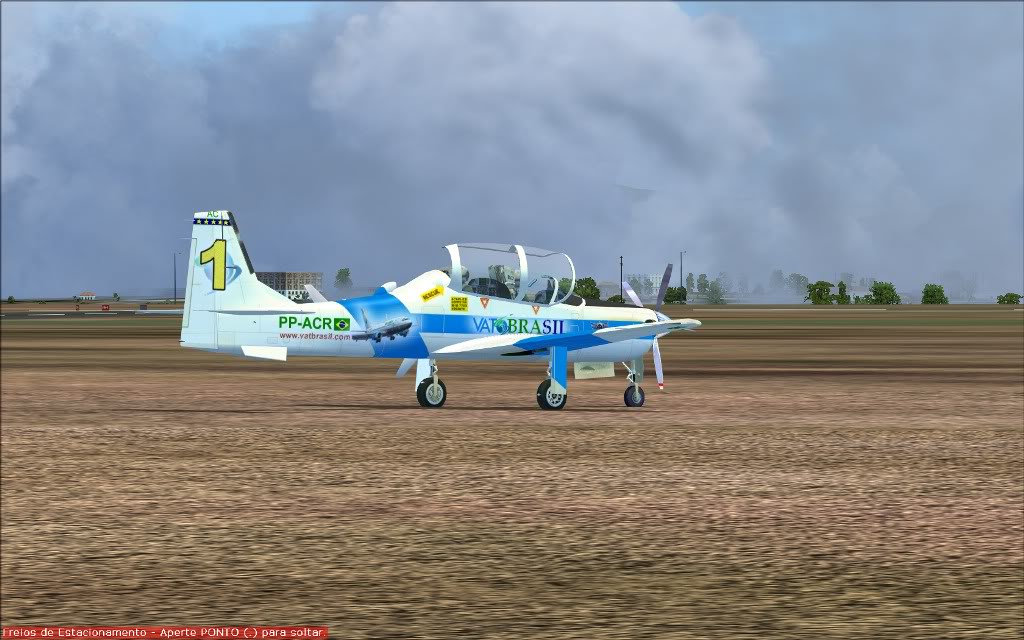 [FS2004] 2ºParte - Voando sem Destino Certo..  F030