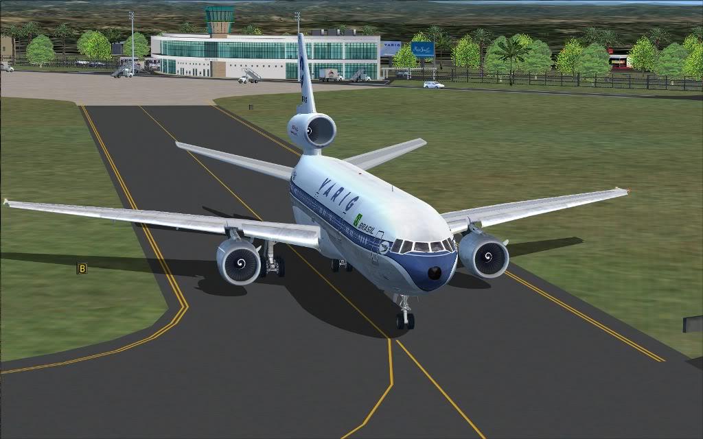[FS2004] SBMG to SBPA  DC10/30 007