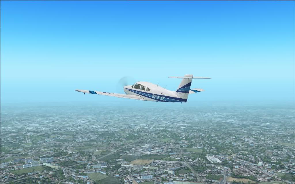 [FS2004] SBMG to SBDN  em  VFR 0007