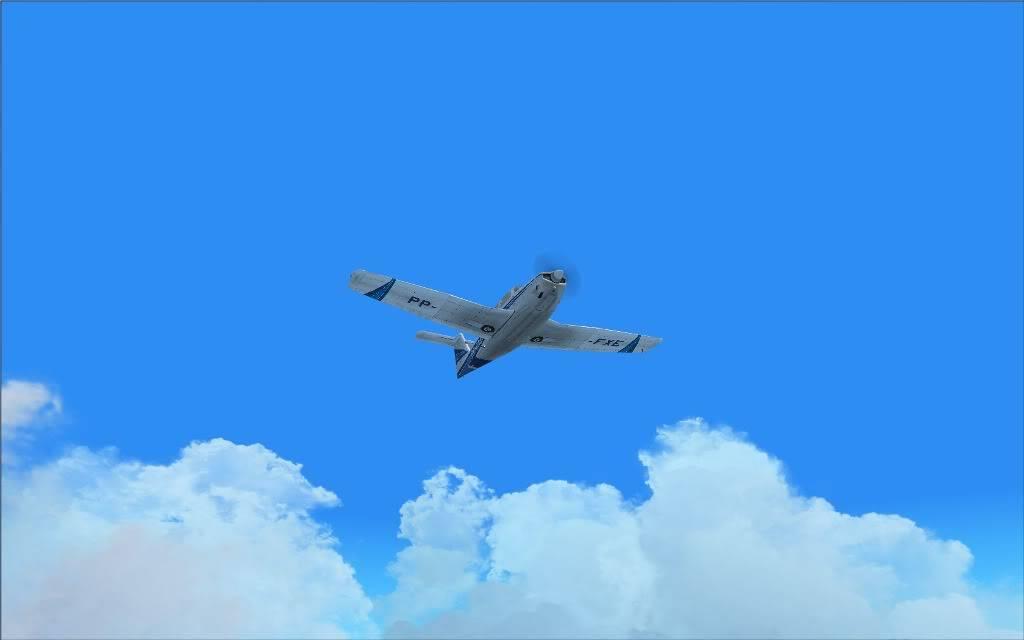 [FS2004] SBMG to SBDN  em  VFR 0009