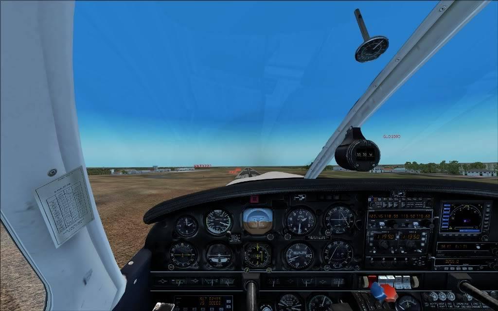 [FS2004] SBMG to SBDN  em  VFR 0013