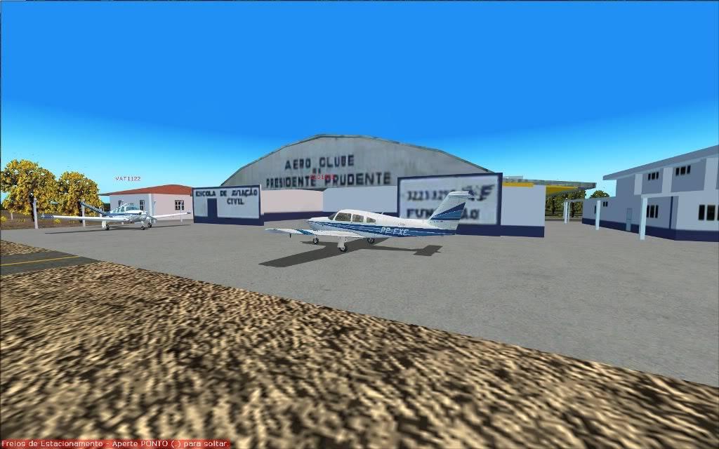 [FS2004] SBMG to SBDN  em  VFR 0015