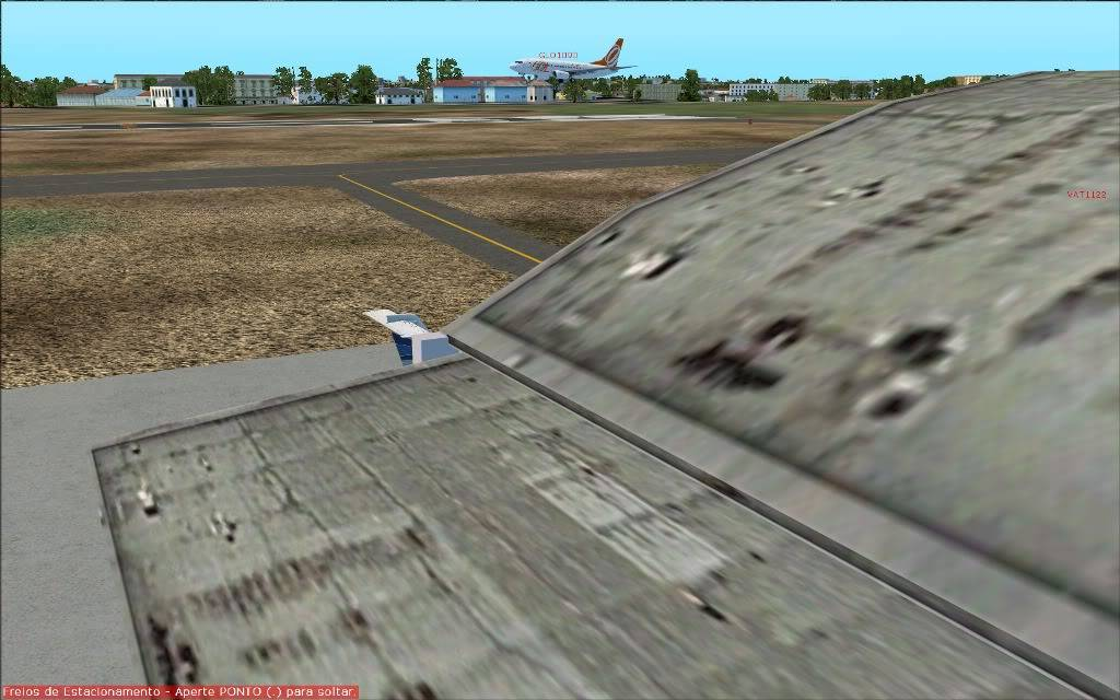 [FS2004] SBMG to SBDN  em  VFR 0016