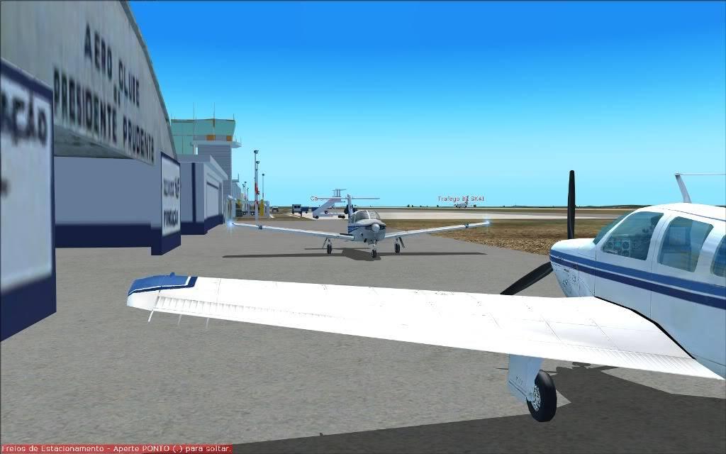 [FS2004] SBMG to SBDN  em  VFR 0017