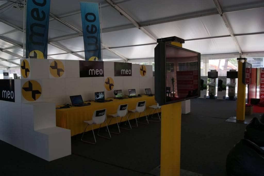"""XLPARTY MAIA 2010 - Portugal """"Simulador de Voo!!"""" 0003"""