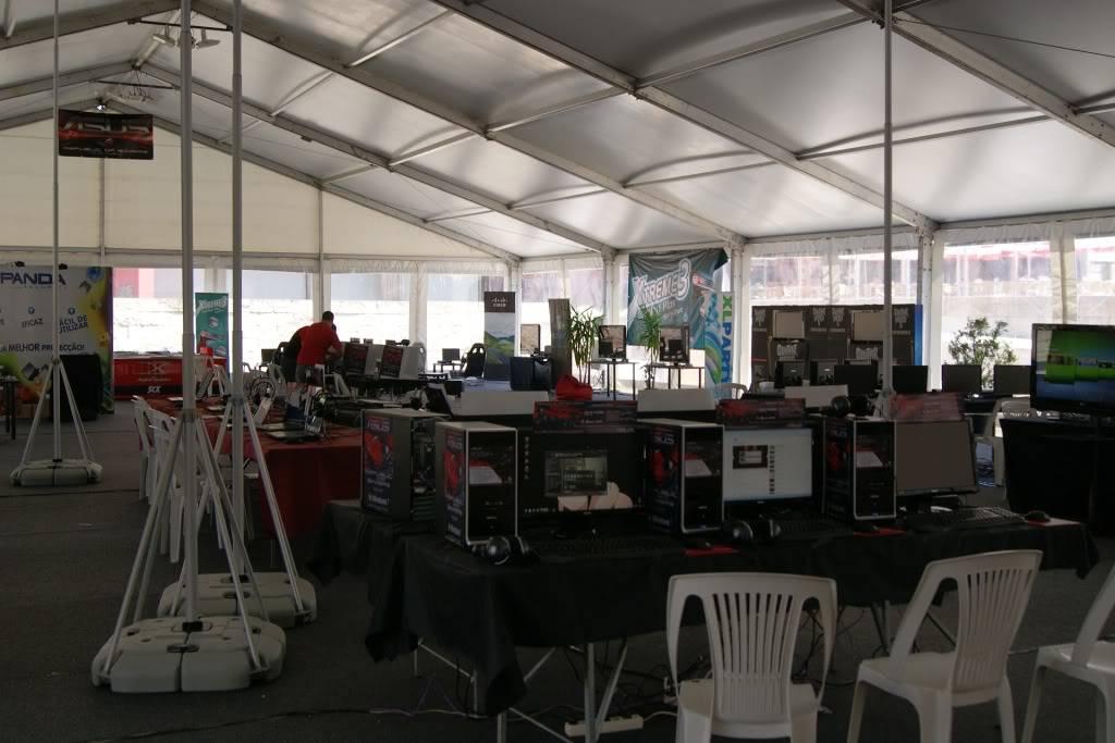 """XLPARTY MAIA 2010 - Portugal """"Simulador de Voo!!"""" 0006"""