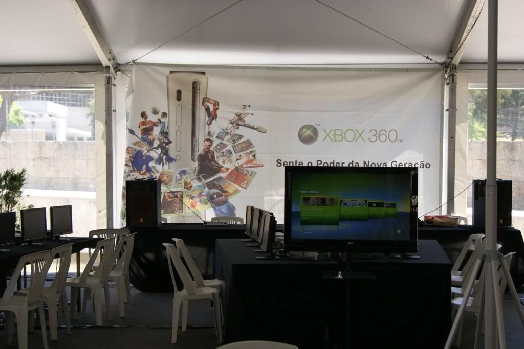 """XLPARTY MAIA 2010 - Portugal """"Simulador de Voo!!"""" 0007"""