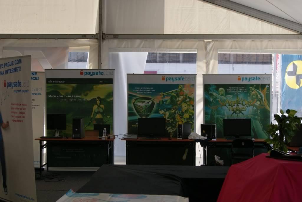 """XLPARTY MAIA 2010 - Portugal """"Simulador de Voo!!"""" 0012"""
