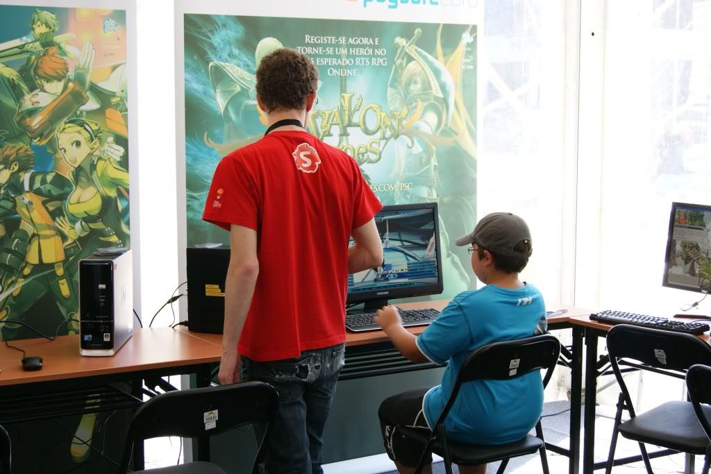 """XLPARTY MAIA 2010 - Portugal """"Simulador de Voo!!"""" 0013"""