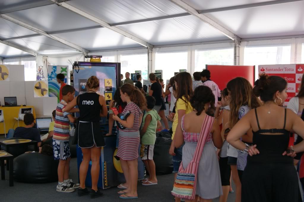 """XLPARTY MAIA 2010 - Portugal """"Simulador de Voo!!"""" 0014"""