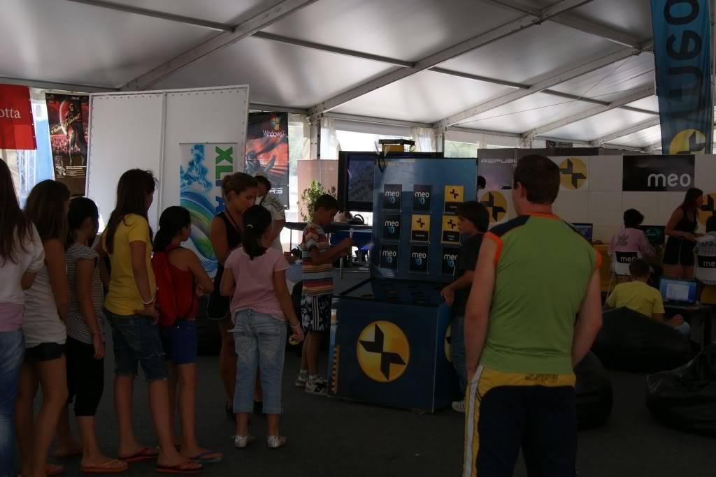 """XLPARTY MAIA 2010 - Portugal """"Simulador de Voo!!"""" 0017"""