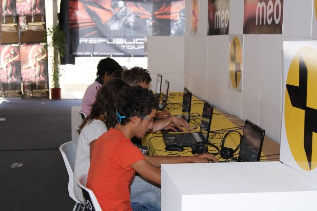 """XLPARTY MAIA 2010 - Portugal """"Simulador de Voo!!"""" 0019"""