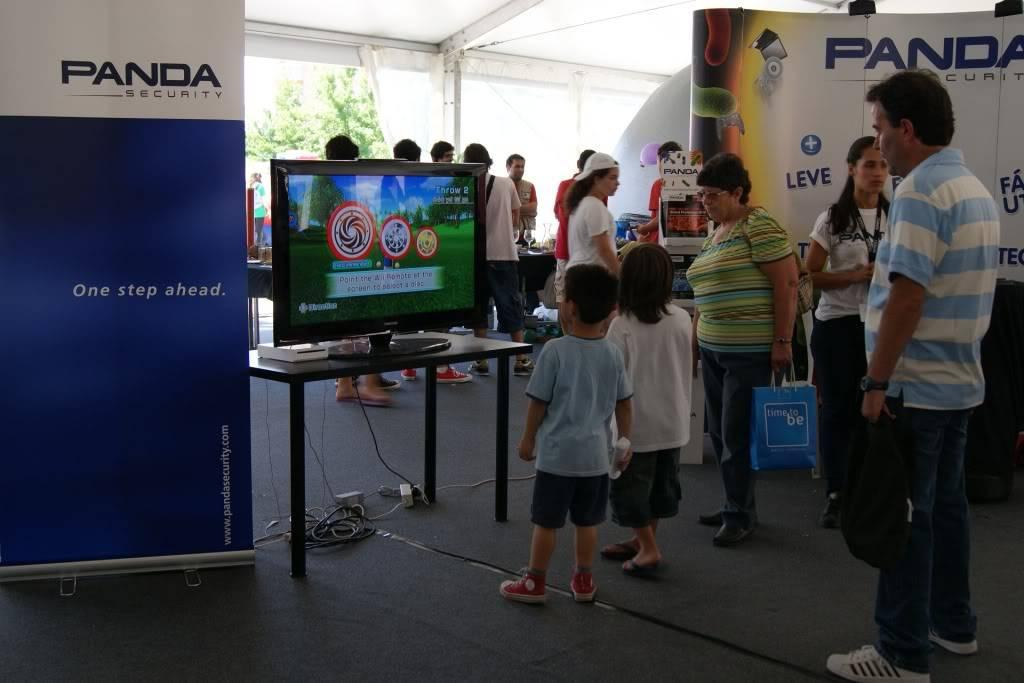 """XLPARTY MAIA 2010 - Portugal """"Simulador de Voo!!"""" 0025"""