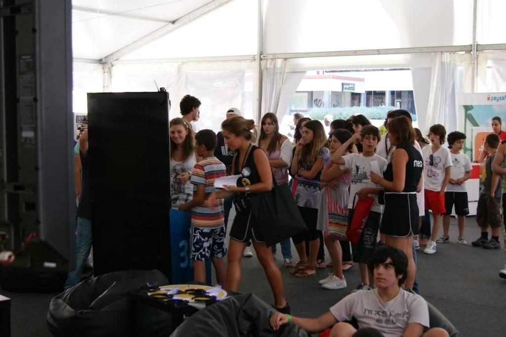 """XLPARTY MAIA 2010 - Portugal """"Simulador de Voo!!"""" 0030"""