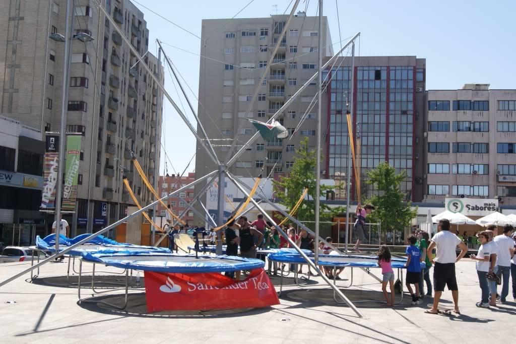 """XLPARTY MAIA 2010 - Portugal """"Simulador de Voo!!"""" 0032"""