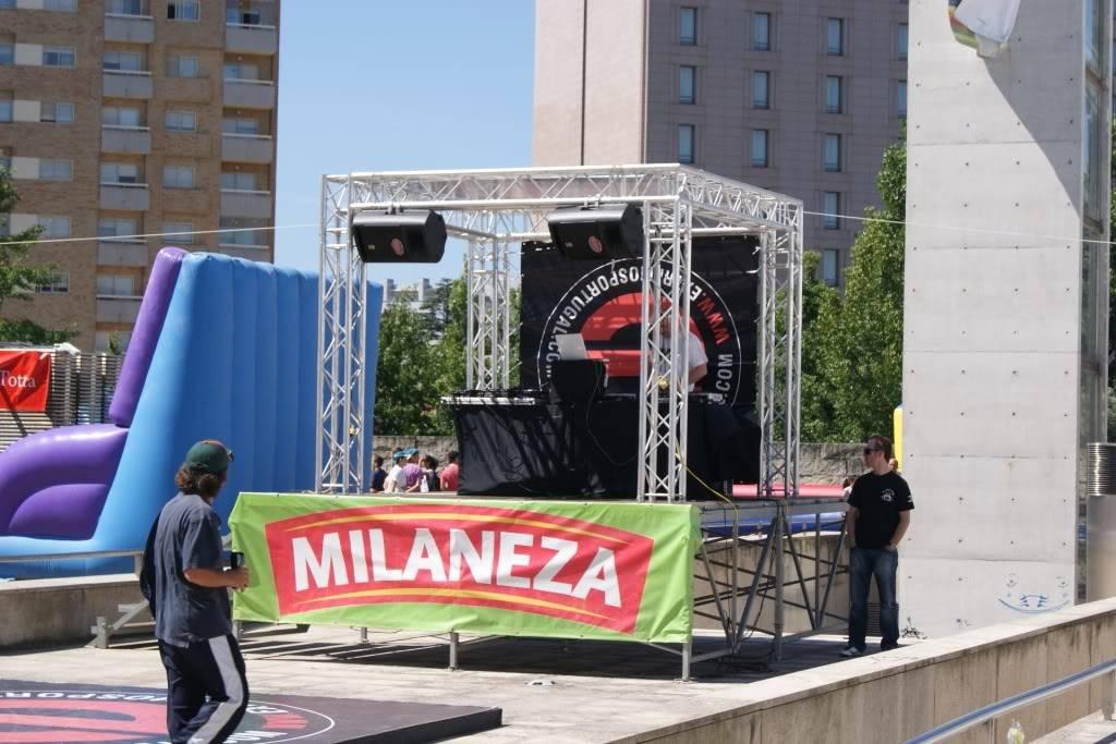 """XLPARTY MAIA 2010 - Portugal """"Simulador de Voo!!"""" 0033"""