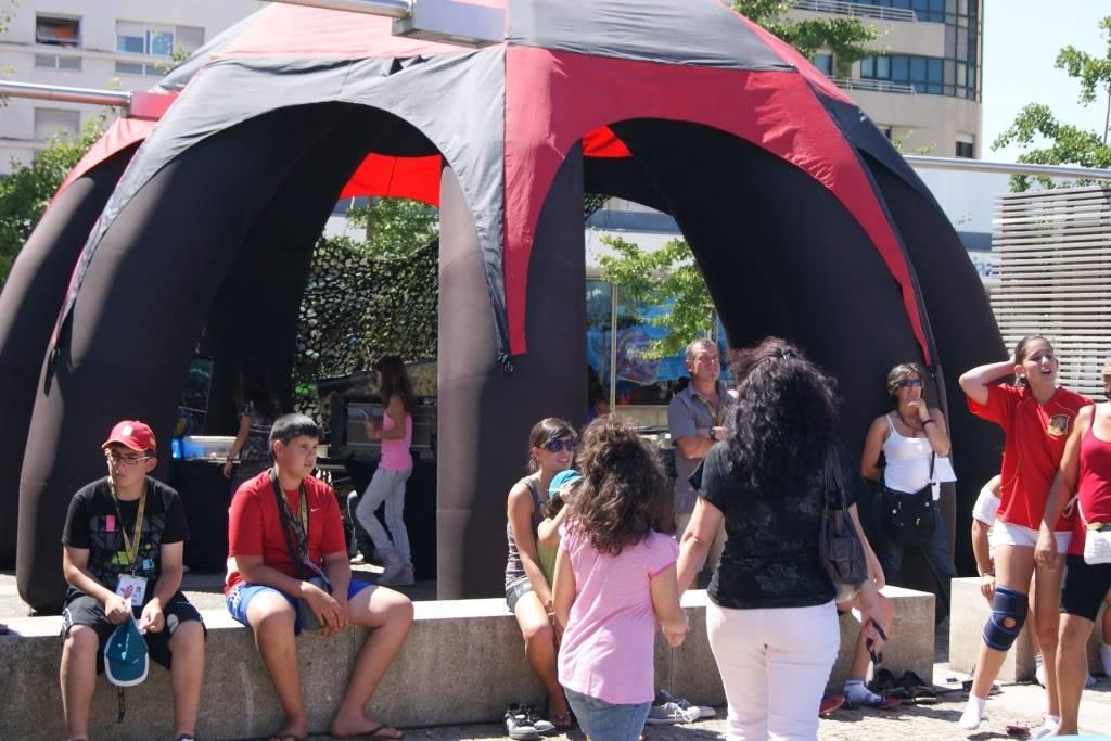 """XLPARTY MAIA 2010 - Portugal """"Simulador de Voo!!"""" 0035"""
