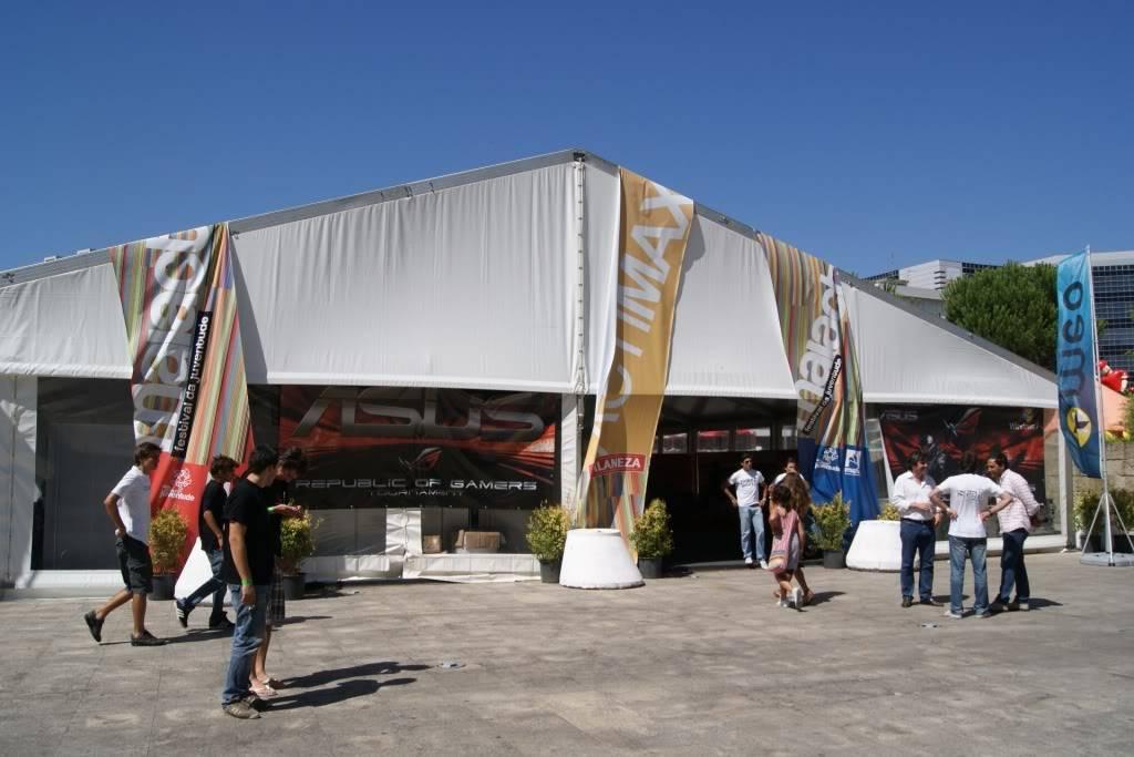 """XLPARTY MAIA 2010 - Portugal """"Simulador de Voo!!"""" 0036"""