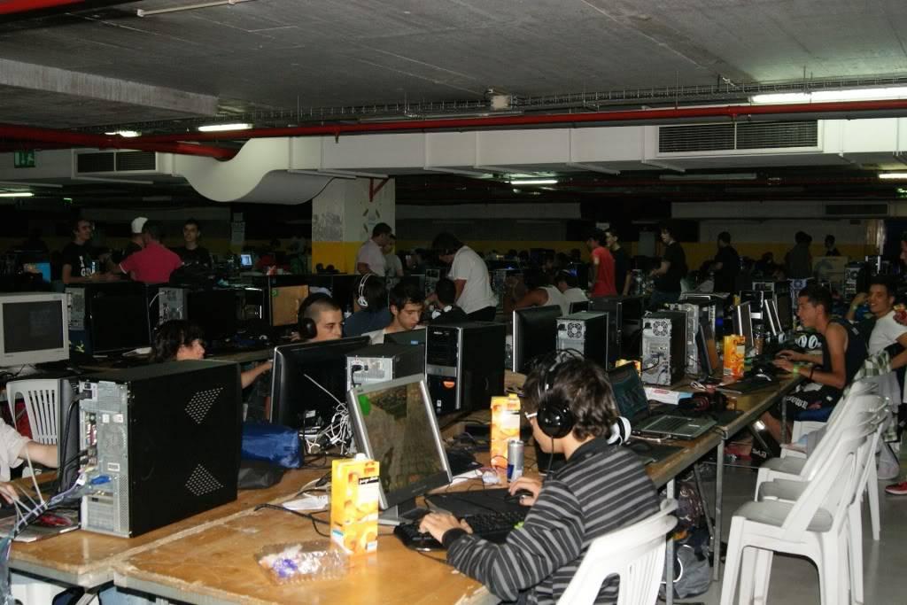 """XLPARTY MAIA 2010 - Portugal """"Simulador de Voo!!"""" 0042"""