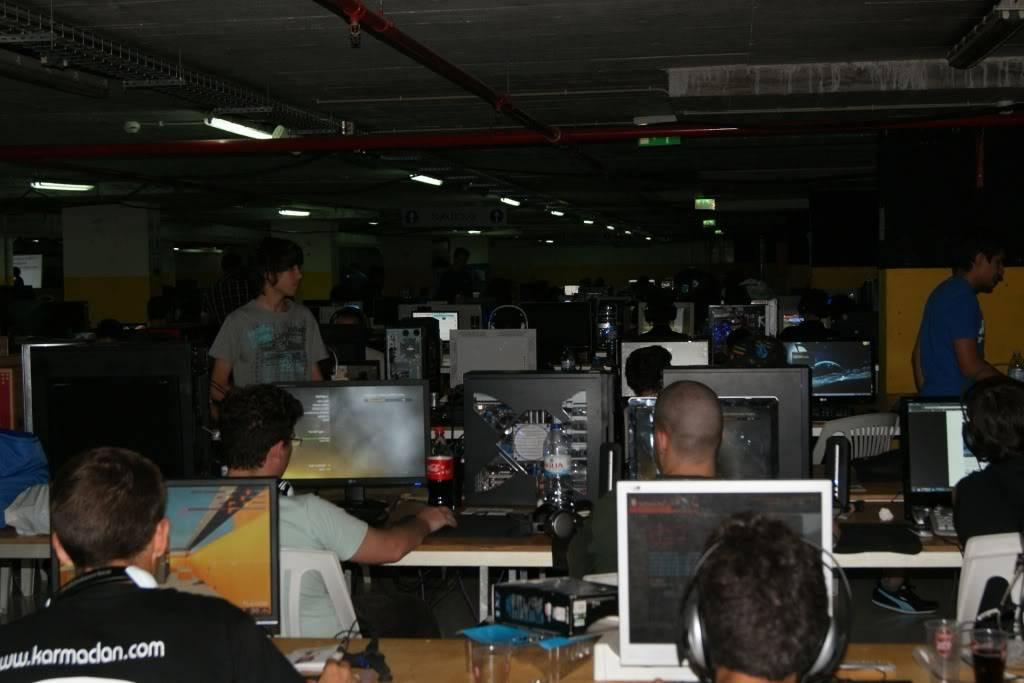 """XLPARTY MAIA 2010 - Portugal """"Simulador de Voo!!"""" 0044"""