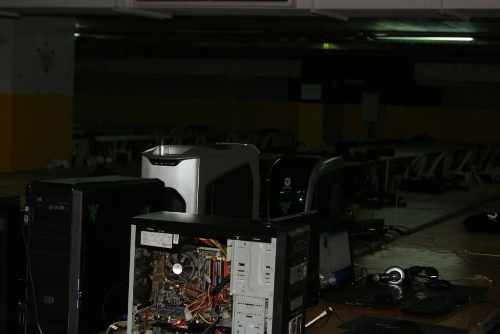 """XLPARTY MAIA 2010 - Portugal """"Simulador de Voo!!"""" 0046"""